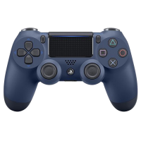 دسته PS4 مدل DualShock 4 - Controller Midnight Blue
