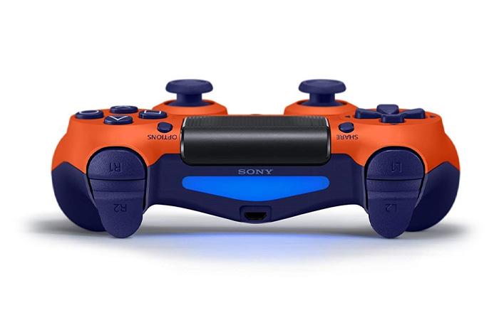 دسته نارنجی پلی استیشن 4
