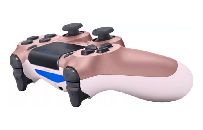 دسته رز گلد PS4