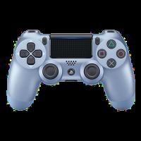 دسته PS4 مدل DualShock 4 - Controller Titanium Blue