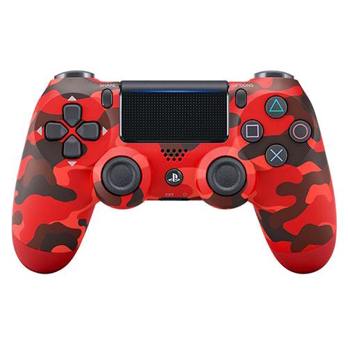 دسته PS4 مدل DualShock 4 - Controller Red Camouflage