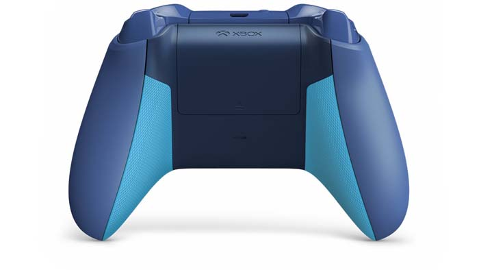 دسته ایکس‌باکس مدل Wireless Controller – Sport Blue Special Edition