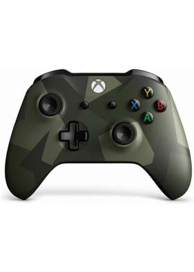 دسته ایکس‌باکس وان مدل Wireless Controller – Armed Forces LI Special Edition