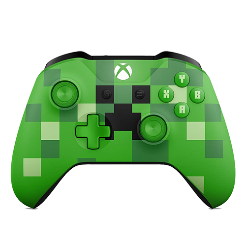 دسته ایکس‌باکس مدل Wireless Controller – Minecraft Creeper