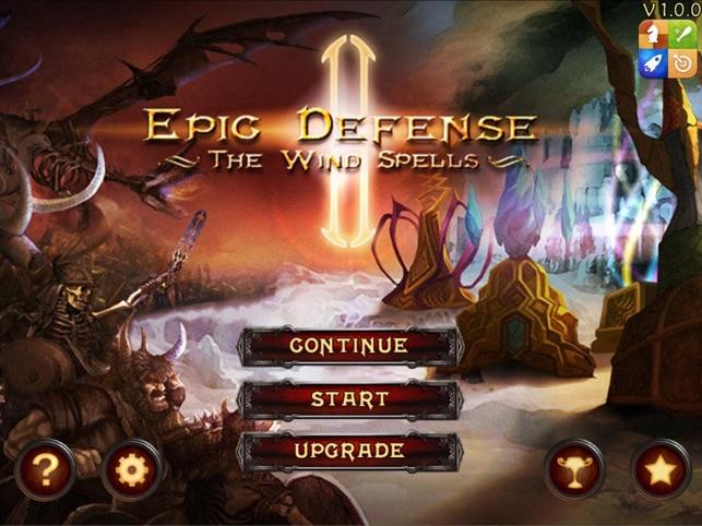 بازی Epic Defense: The Elements