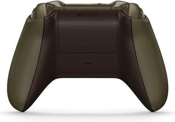 دسته ایکسباکس وان مدل Wireless Controller - GreenOrange