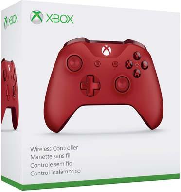 دسته ایکسباکس وان مدل Wireless Controller - Red