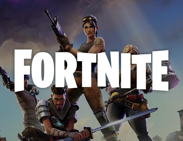 بازی:Fortnite