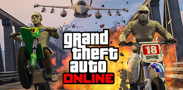 گیم GTA Online
