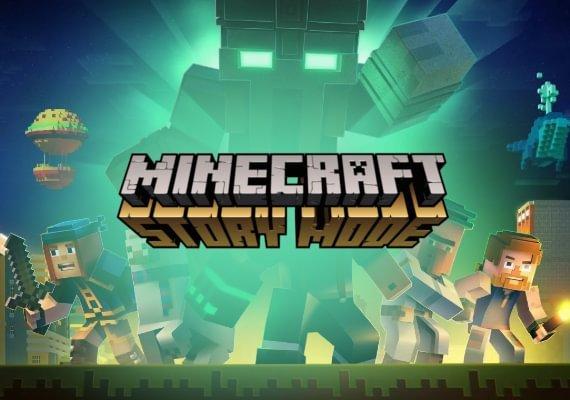 بازی Minecraft Story Mode