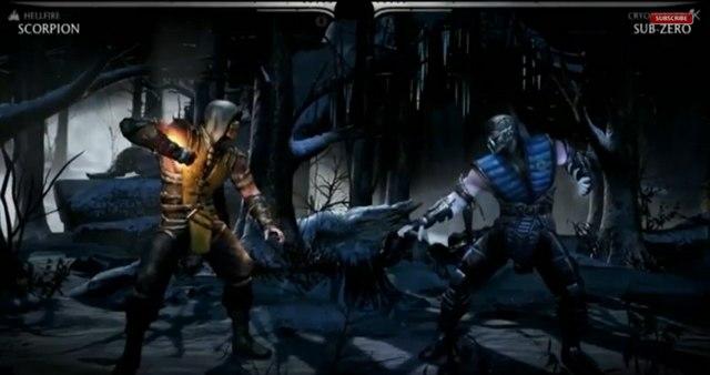 گیم Mortal Kombat X