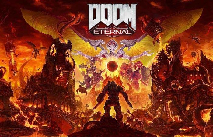 15 هیولا برتر بازی Doom