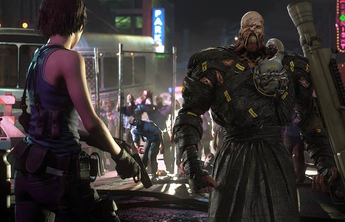 بازی Resident Evil 3 Remake پلی استیشن 4