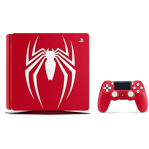 Playstation PS4 Slim 1TB SpiderMan Limited Editon