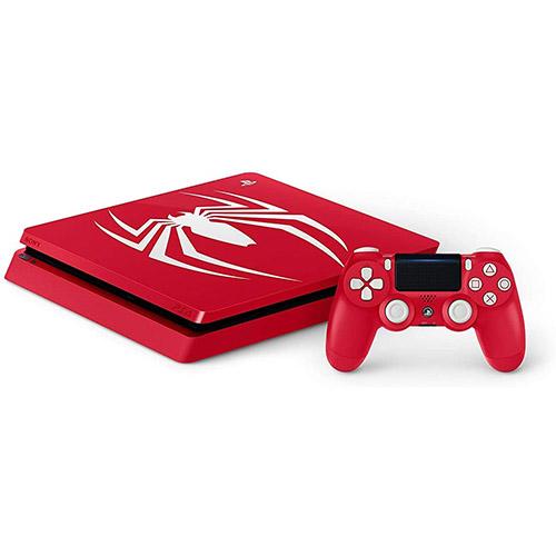 Playstation PS4 Slim 1TB SpiderMan Limited Editon