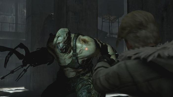 دشمنان ترسناک Resident Evil
