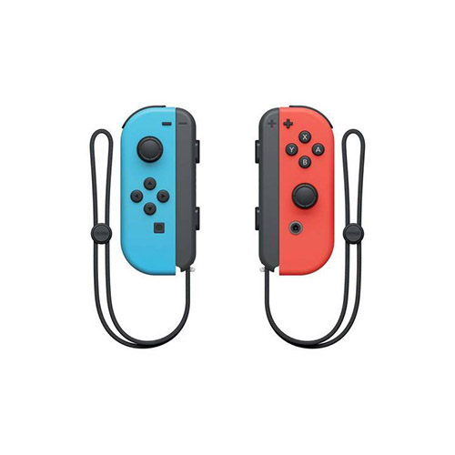 Nintendo Switch Joy Con Controller Pair Neon RedNeon Blue