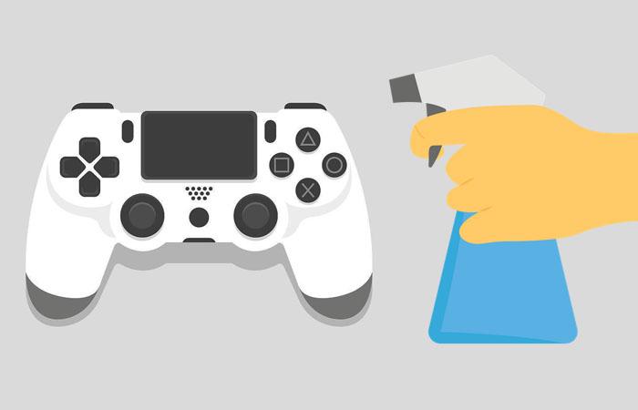 آموزش-تمیز-کردن-دسته-PS4