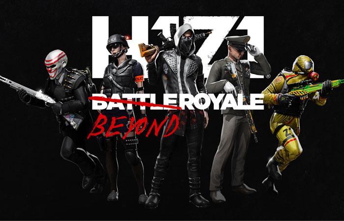بازی H1Z1: Battle Royale