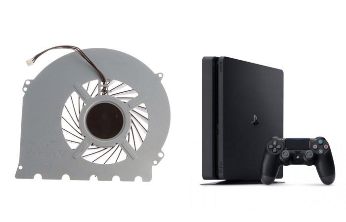 تعویض فن PS4