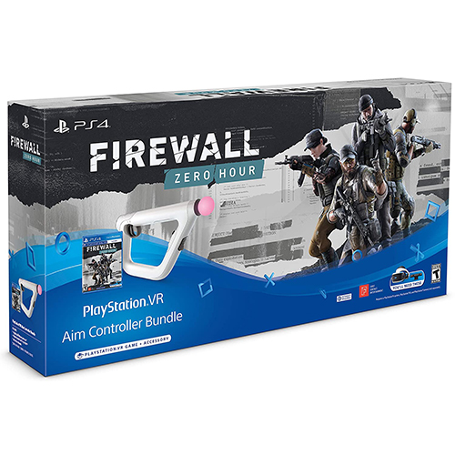 PSVR Aim Controller Firewall Zero Hour Bundle  PlayStation VR