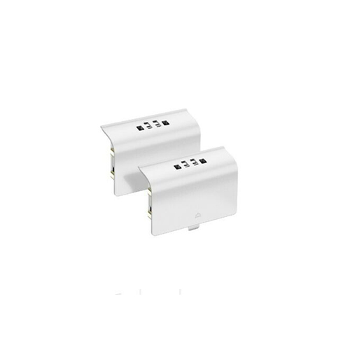 Xbox One S Dual Controller Charge Dock and Battery Pack White For Xbox One