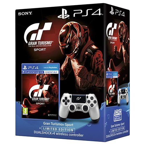 Dualshock 4 Wireless Controller Gran Turismo Sport Limited Edition