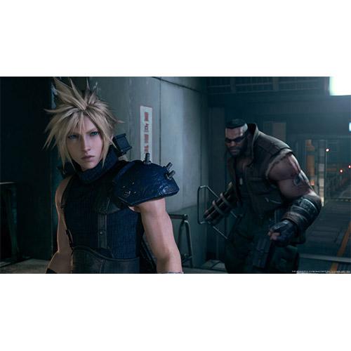 بازی پلی استیشن 4 Final Fantasy 7 Remake
