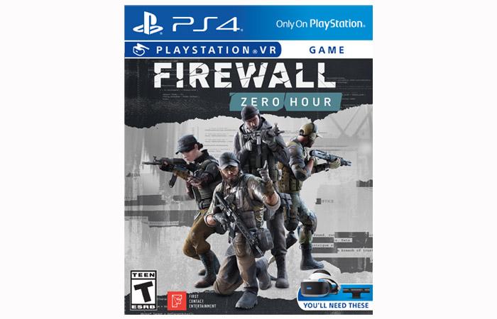 بازی واقعیت مجازی Firewall: Zero Hour