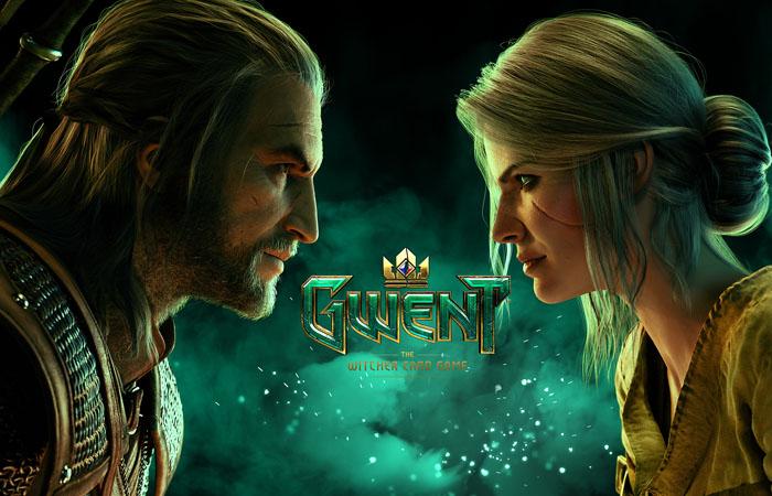 بازی رایگان پلی استیشن 4 Gwent: The Witcher Card Game