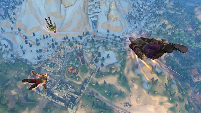 بازیهای رایگان Xbox One بازی Realm Royale