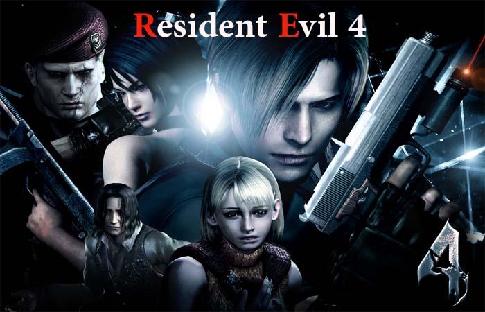 بازی Rsident Evil 4 Remake
