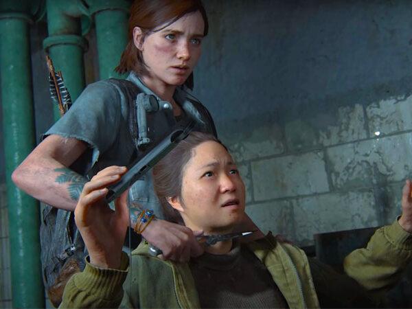 بازی پلی استیشن 4 The Last of Us Part II