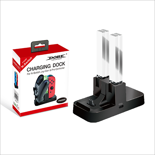 Charger for Nintendo Switch Pro Controllers and Joy Cons