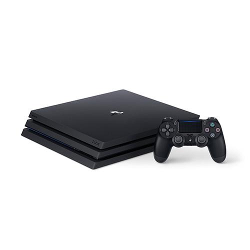 Sony PlayStation 4 Pro 1TB Two Controller Bundle R2 CUH 7216