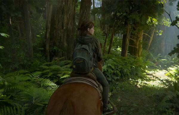 The last of Us II برای پلی استیشن 4