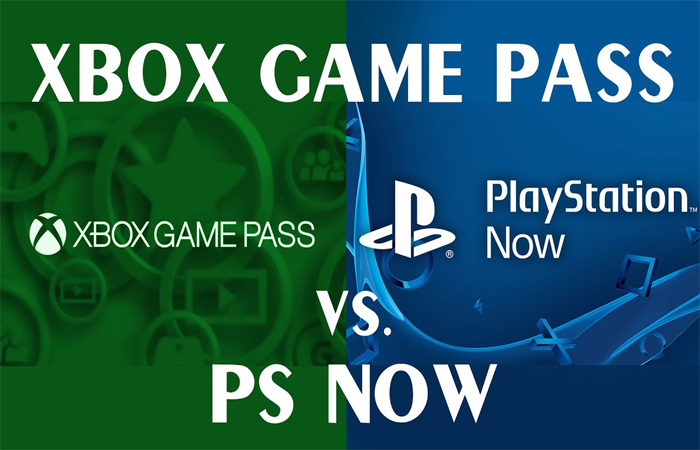 PlayStation Now و Xbox Game Pass