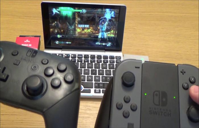 اتصال کنترلر Nintendo Switch به کامپیوتر