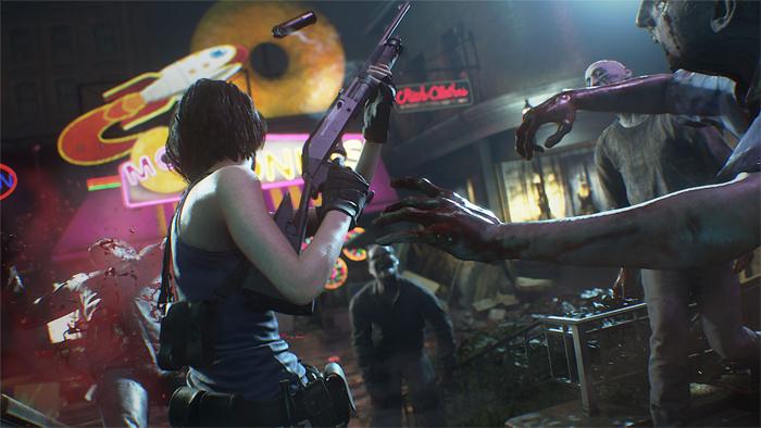 ترفندهای بازی Resident Evil 3 Remake