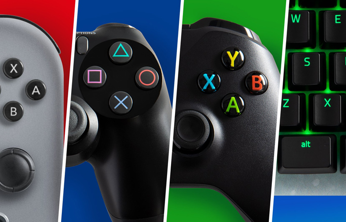 لیست تمامی بازی های کراس پلتفرم