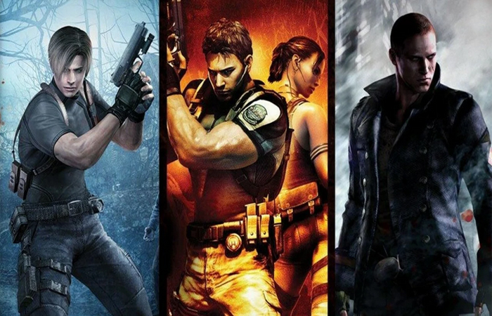 بهترین بازی های Resident Evil