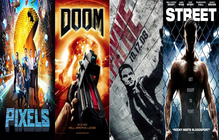 بدترین فیلم ها براساس بازی های ویدیویی