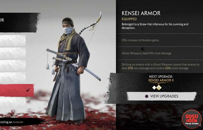 زره Kensei Armor