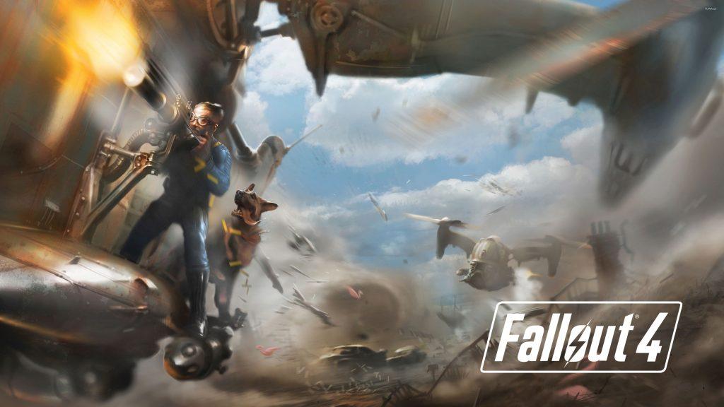 بازی Fallout 4 کمپانی Bethesda Game Studios