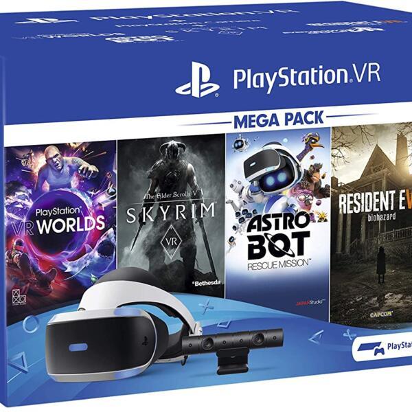 باندل واقعیت مجازی سونی Mega Pack