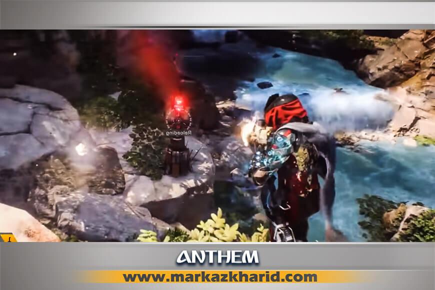 جزئیات و بررسی فروش بازی Anthem PS4 و انتظار اولیه الکترونیک آرتز
