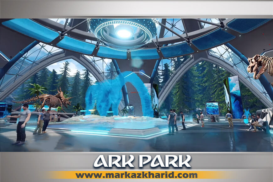 جزئیات و بررسی ویدیو گیم پلی جدید بازی Ark Park PSVR