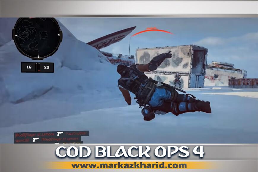 جزئیات و بررسی اضافه شدن حالت Gun Game به بازی COD Black Ops 4 PS4 با آپدیت جدید