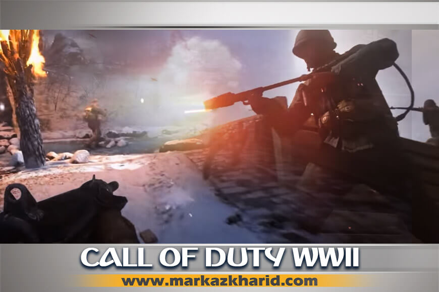 جزئیات و بررسی واقعیت بخش زامبی بازی Call of Duty WWII PS4