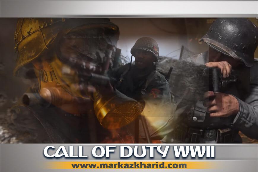 جزئیات و بررسی کیت راهنمای استراتژی بازی Call of Duty WWII PS4